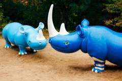 Jigsaw : Playground Rhinos