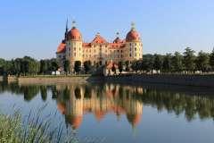 Jigsaw : Moritzburg Castle