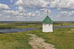 Jigsaw : Oka River, Russia
