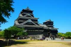 Jigsaw : Kumamoto Castle in Japan