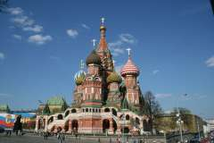 Jigsaw : Chapel in Moscow